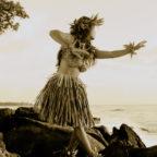 Free hula show