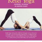 Keiki Yoga on the Lawn at Ka Makana Ali'i